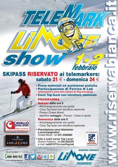 Telemark Limone Show