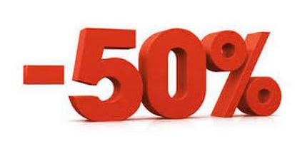 Offerta speciale Hotel Principe – Sconto del 50%