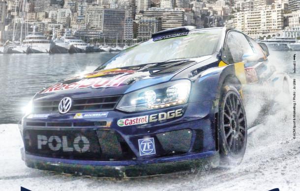 Rally Montecarlo 2016